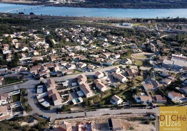 A vendre Terrain constructible Aramon | Réf 301226009 - Agence du duché d'uzès
