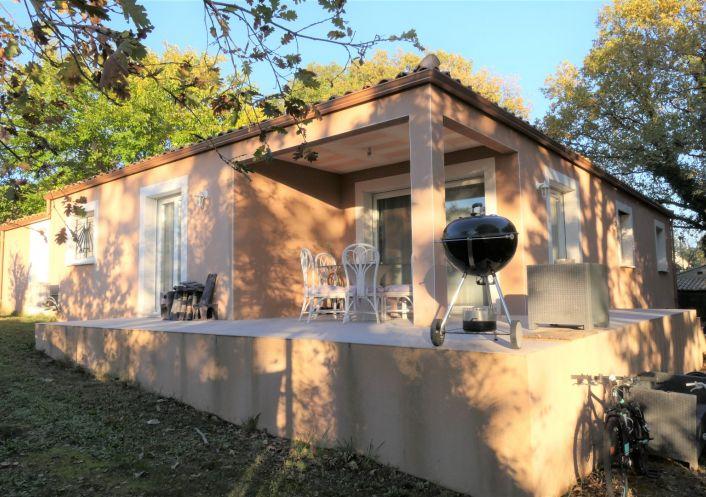 A vendre Maison Uzes | Réf 301226059 - Agence du duché d'uzès