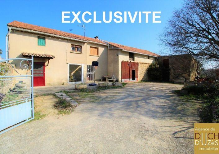 A vendre Maison Uzes | Réf 301226060 - Agence du duché d'uzès