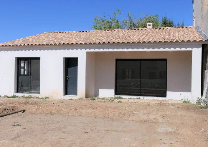 A vendre Maison Saint Quentin La Poterie | Réf 301226061 - Agence du duché d'uzès