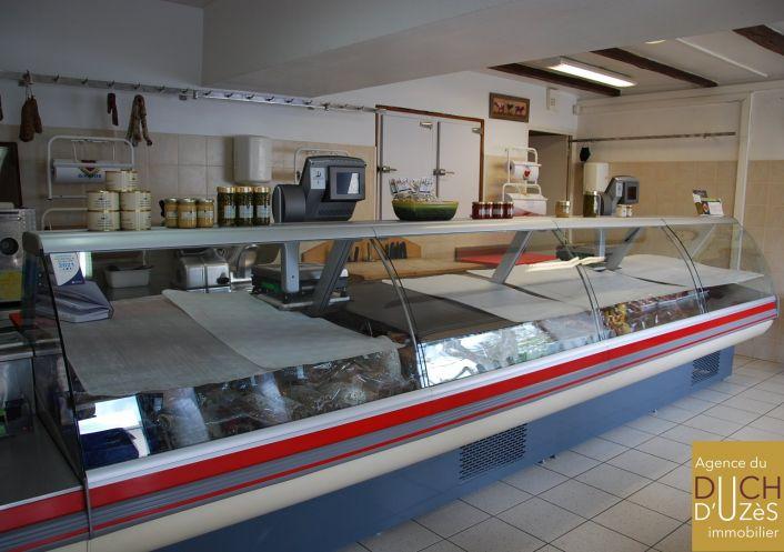 A vendre Boucherie   charcuterie Uzes | Réf 301226062 - Agence du duché d'uzès