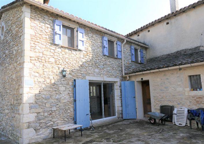 A vendre Maison Lussan | Réf 301226064 - Agence du duché d'uzès