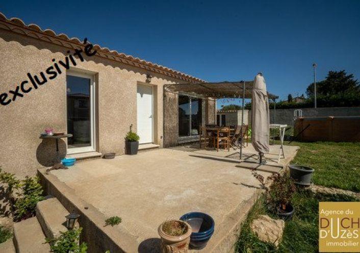 A vendre Villa Pouzilhac | Réf 301226088 - Agence du duché d'uzès