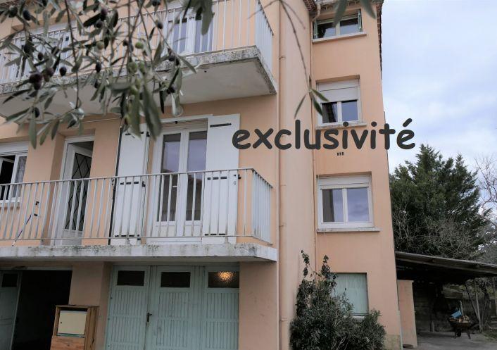 A vendre Maison Ales | Réf 301226101 - Agence du duché d'uzès