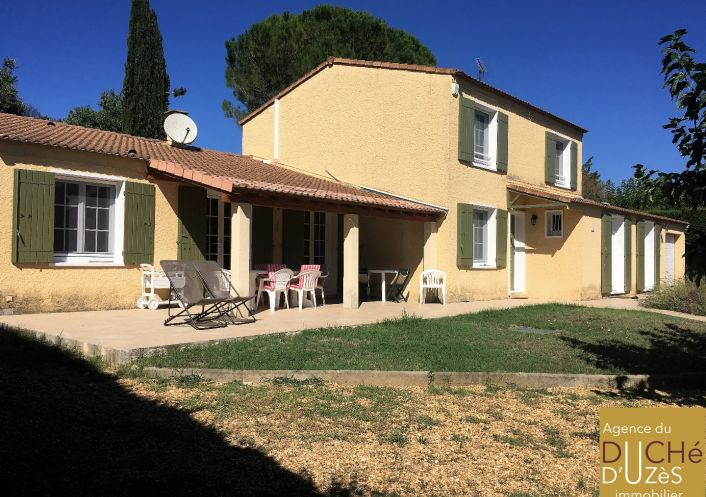 A vendre Villa Uzes | Réf 301226112 - Agence du duché d'uzès