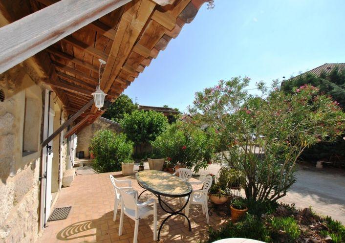 A vendre Maison Sanilhac Sagries | Réf 301226113 - Agence du duché d'uzès