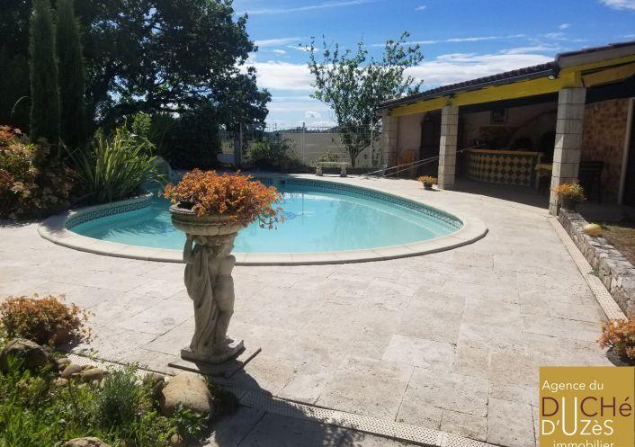 A vendre Maison Saint Privat Des Vieux   Réf 301226127 - Agence du duché d'uzès
