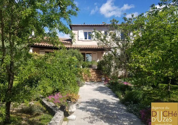 A vendre Maison Saint Privat Des Vieux | Réf 301226127 - Agence du duché d'uzès