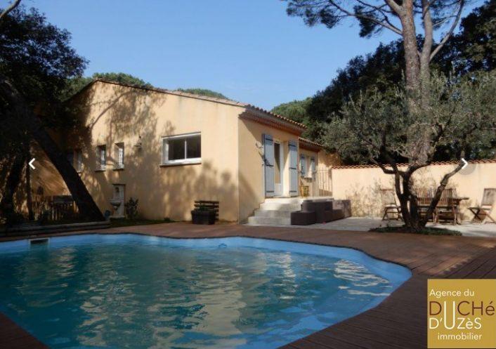 A vendre Maison Castillon Du Gard | Réf 301226130 - Agence du duché d'uzès