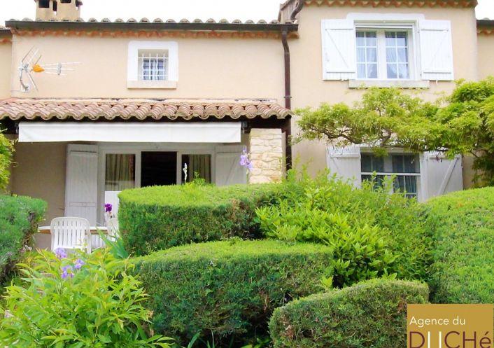 A vendre Maison Saint Julien De Peyrolas   Réf 301226132 - Agence du duché d'uzès