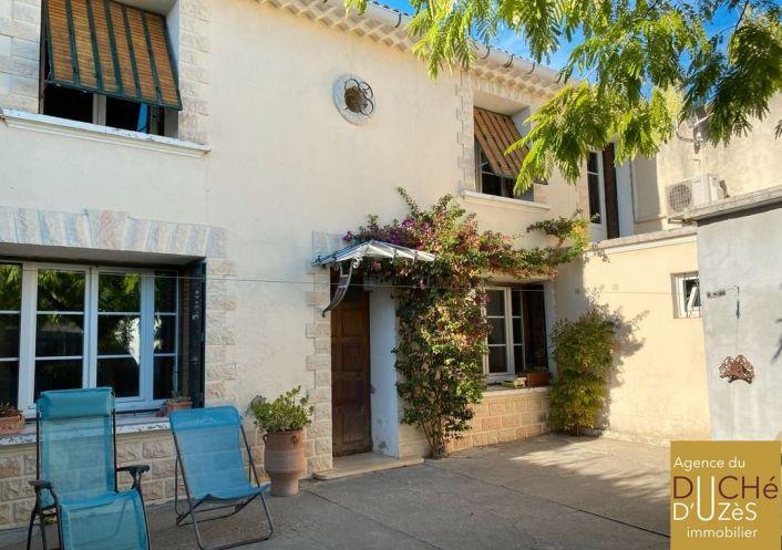 A vendre Maison Saint Hilaire D'ozilhan   Réf 301226146 - Agence du duché d'uzès