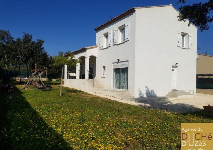 A vendre Maison Uzes | Réf 301226159 - Agence du duché d'uzès