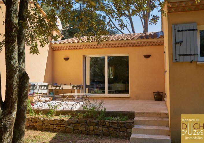 A vendre Maison Castillon Du Gard   Réf 301226160 - Agence du duché d'uzès