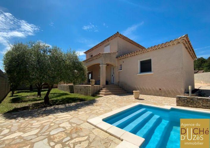 A vendre Maison Saint Hippolyte De Montaigu | Réf 301226200 - Agence du duché d'uzès