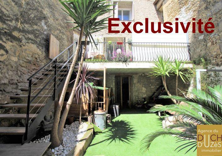 A vendre Maison Remoulins | Réf 301226203 - Agence du duché d'uzès