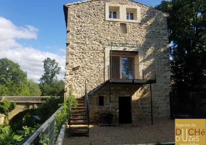 A vendre Maison de village Serviers Et Labaume   Réf 301226291 - Agence du duché d'uzès