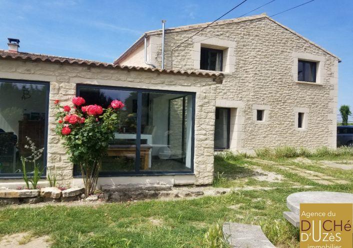 A vendre Maison Blauzac | Réf 301226292 - Agence du duché d'uzès