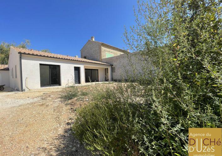 A vendre Maison Saint Quentin La Poterie | Réf 301226300 - Agence du duché d'uzès