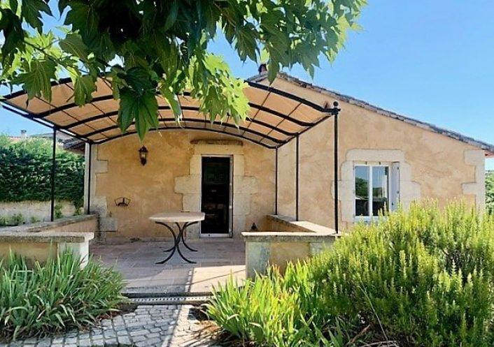 A vendre Maison Uzes   Réf 301226322 - Agence du duché d'uzès