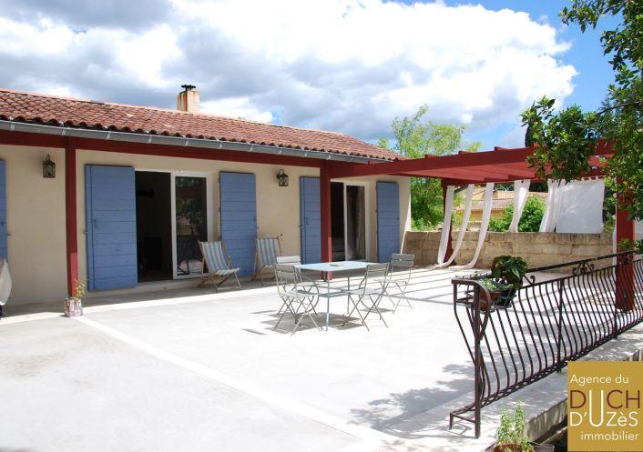 A vendre Maison Uzes | Réf 301226327 - Agence du duché d'uzès