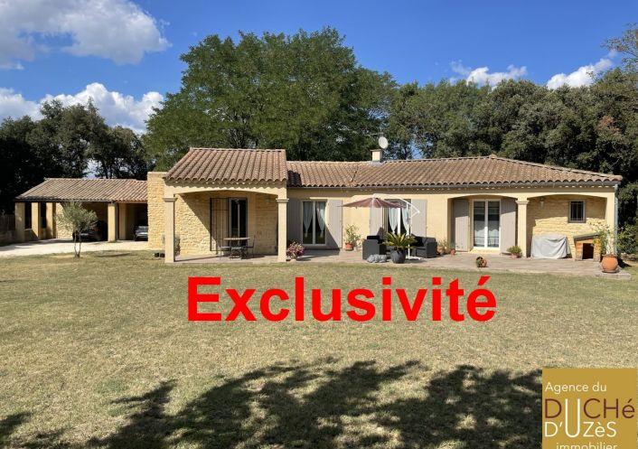 A vendre Villa Collias | Réf 301226331 - Agence du duché d'uzès