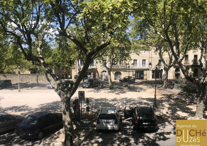A louer Appartement Uzes | Réf 301226333 - Agence du duché d'uzès