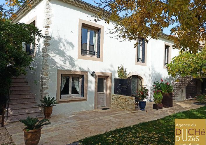 A vendre Maison bourgeoise Uzes | Réf 301226334 - Agence du duché d'uzès