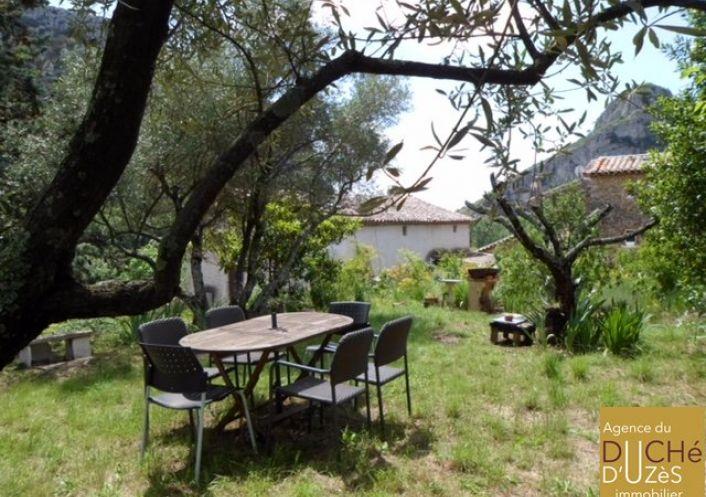 A vendre Maison de village Anduze | Réf 301226335 - Agence du duché d'uzès
