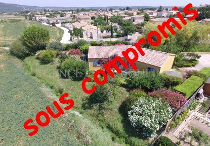 A vendre Calvisson 30135601 Agence les 3 moulins
