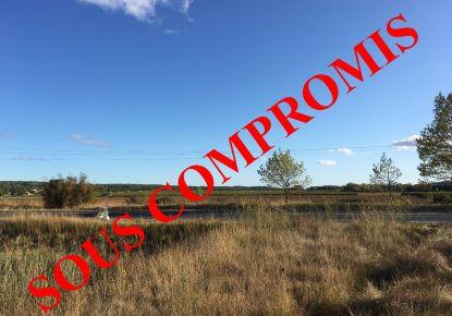 A vendre Terrain constructible Calvisson | Réf 30135735 - Agence les 3 moulins