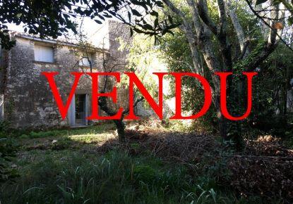 A vendre Maison de village Junas | Réf 30135742 - Agence les 3 moulins