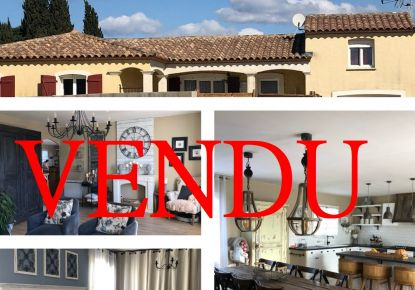 A vendre Villa Calvisson | Réf 30135820 - Agence les 3 moulins