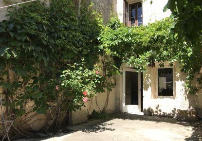 A vendre Maison de village Junas | Réf 30135823 - Agence les 3 moulins