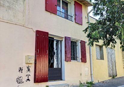 A vendre Maison de village Aigues Vives | Réf 30135826 - Agence les 3 moulins