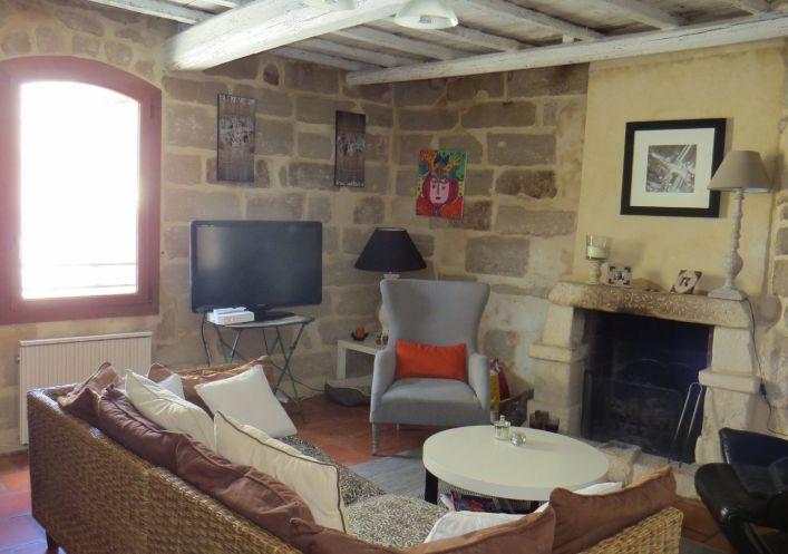 A vendre Saint Quentin La Poterie 30143121 Uzege immobilier