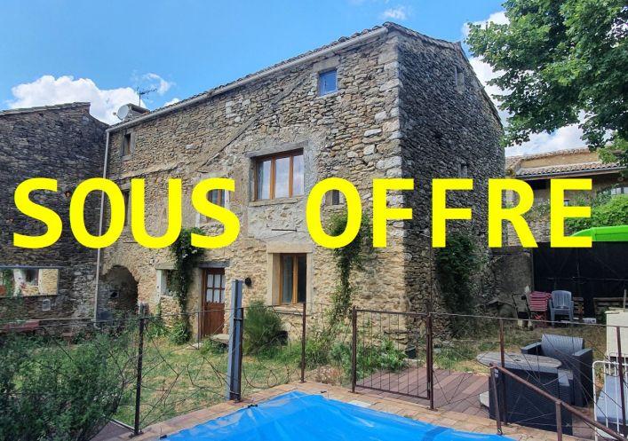 A vendre Maison en pierre Uzes | R�f 30143255 - Uzege immobilier