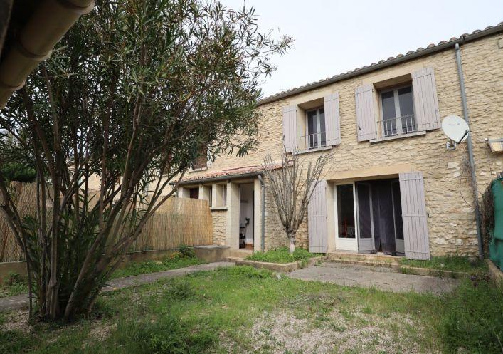 A vendre Maison Saint Quentin La Poterie   R�f 30143282 - Uzege immobilier