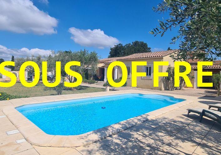 A vendre Villa Uzes   R�f 30143290 - Uzege immobilier