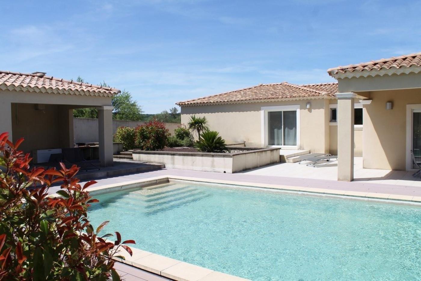 A vendre Saint Bonnet Du Gard 30144127 Terres latines