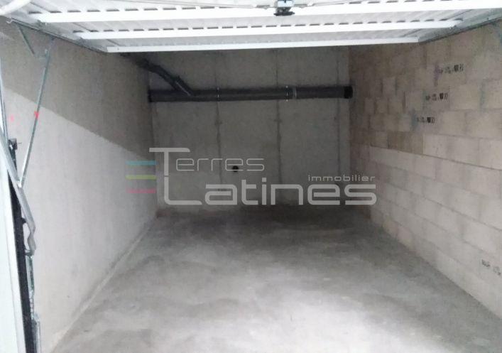 A louer Garage Caissargues   Réf 30144203 - Terres latines