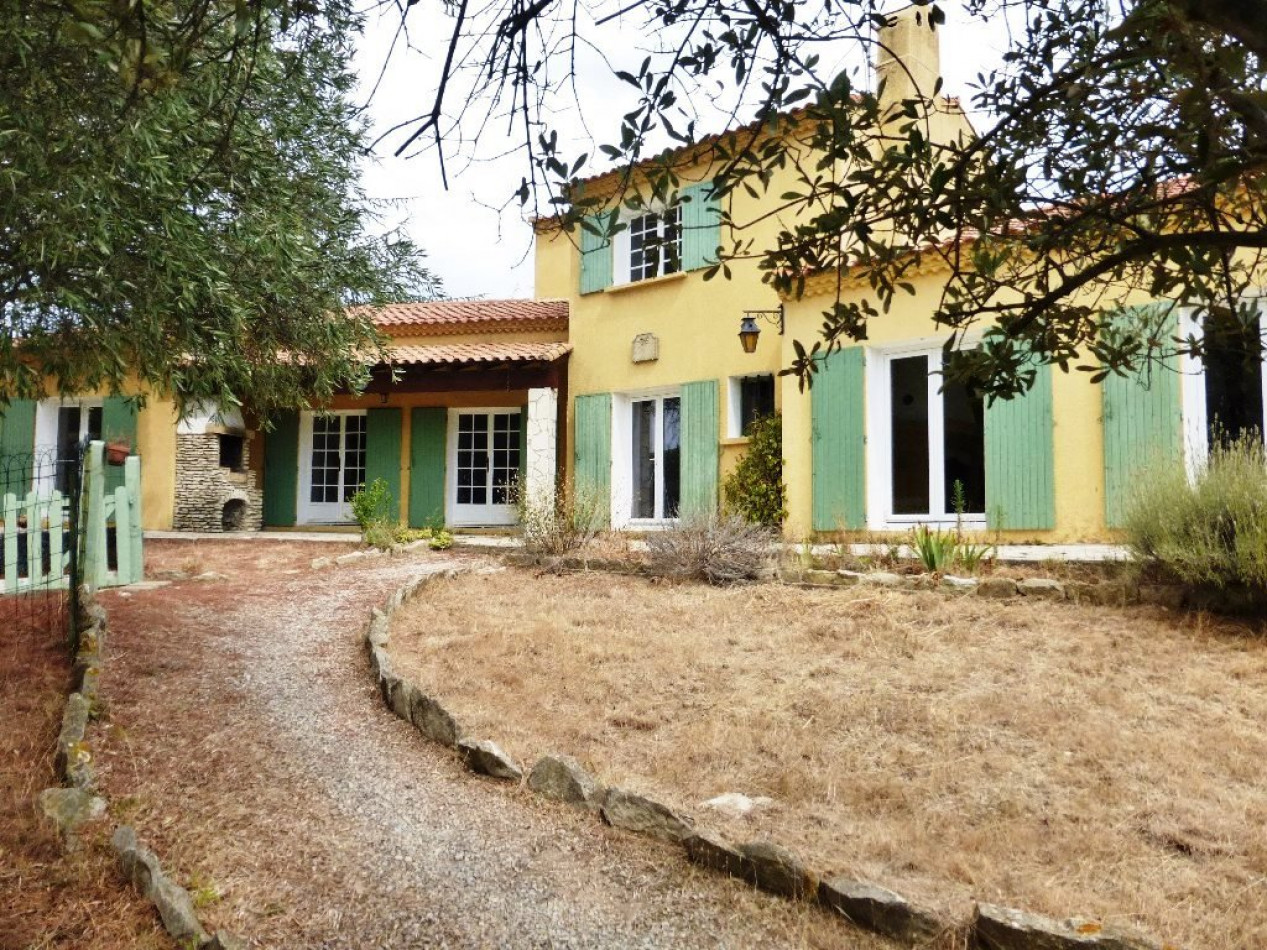 A vendre Cabrieres 3014495 Terres latines