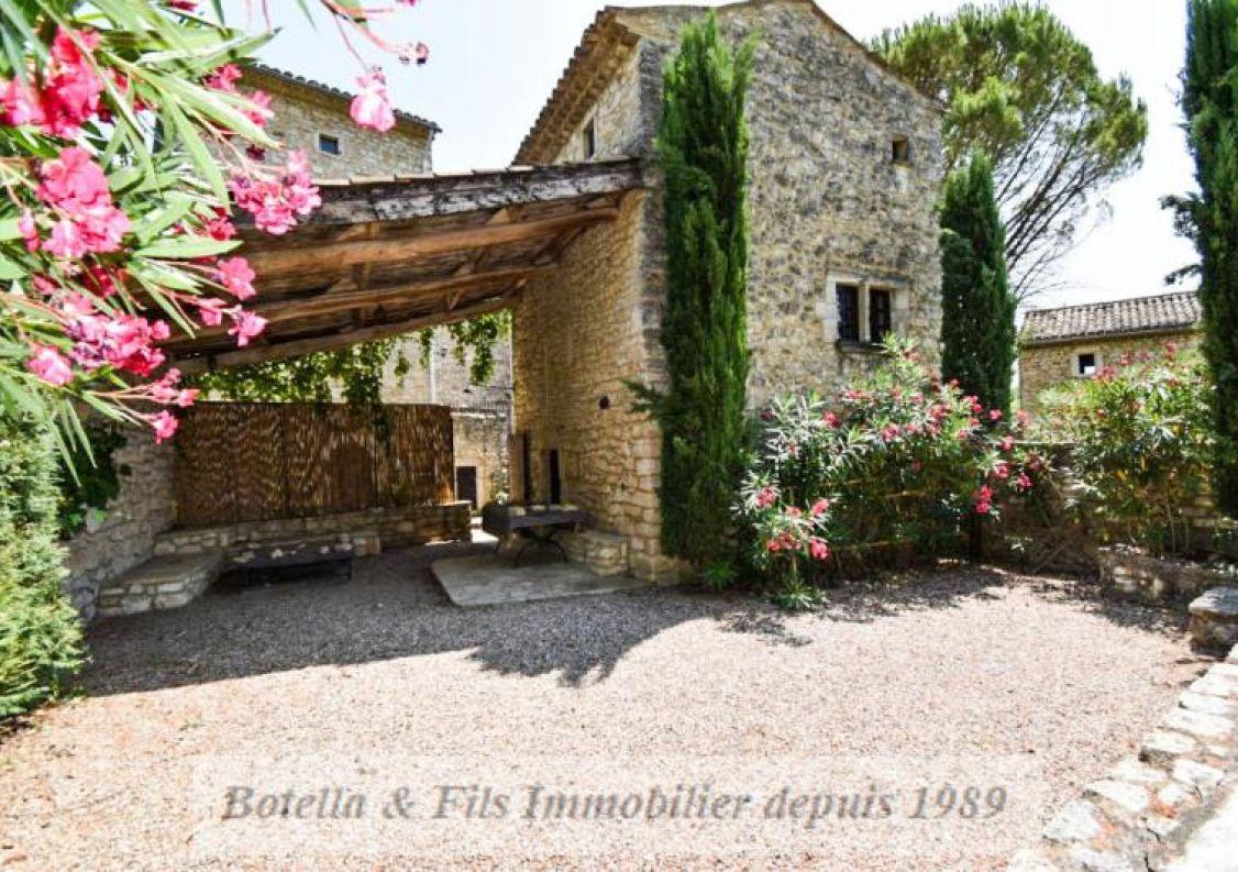 A vendre Barjac 3014718337 Botella et fils immobilier prestige
