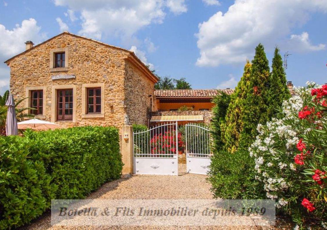 A vendre St Paulet De Caisson 3014718344 Botella et fils immobilier prestige