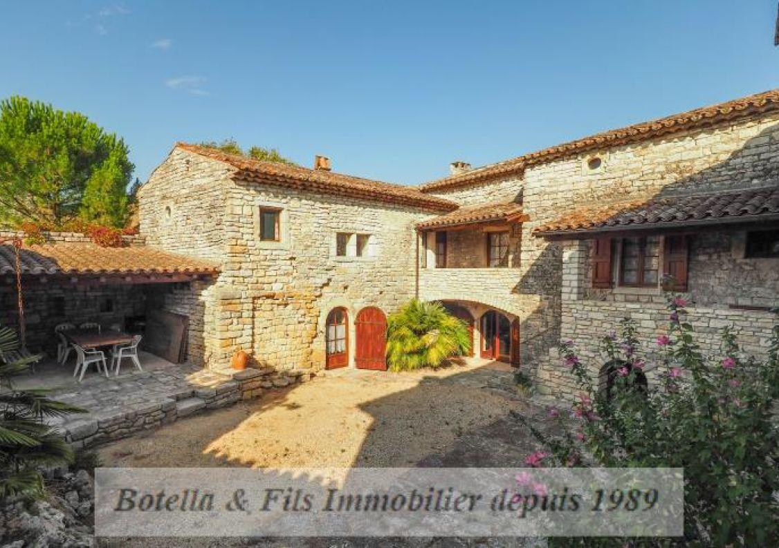 A vendre Barjac 3014718357 Botella et fils immobilier prestige