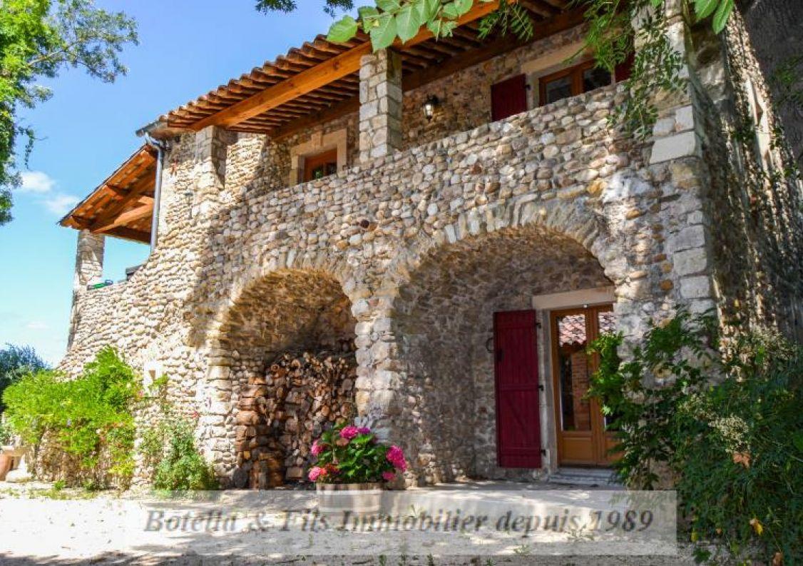 A vendre Barjac 3014718368 Botella et fils immobilier prestige