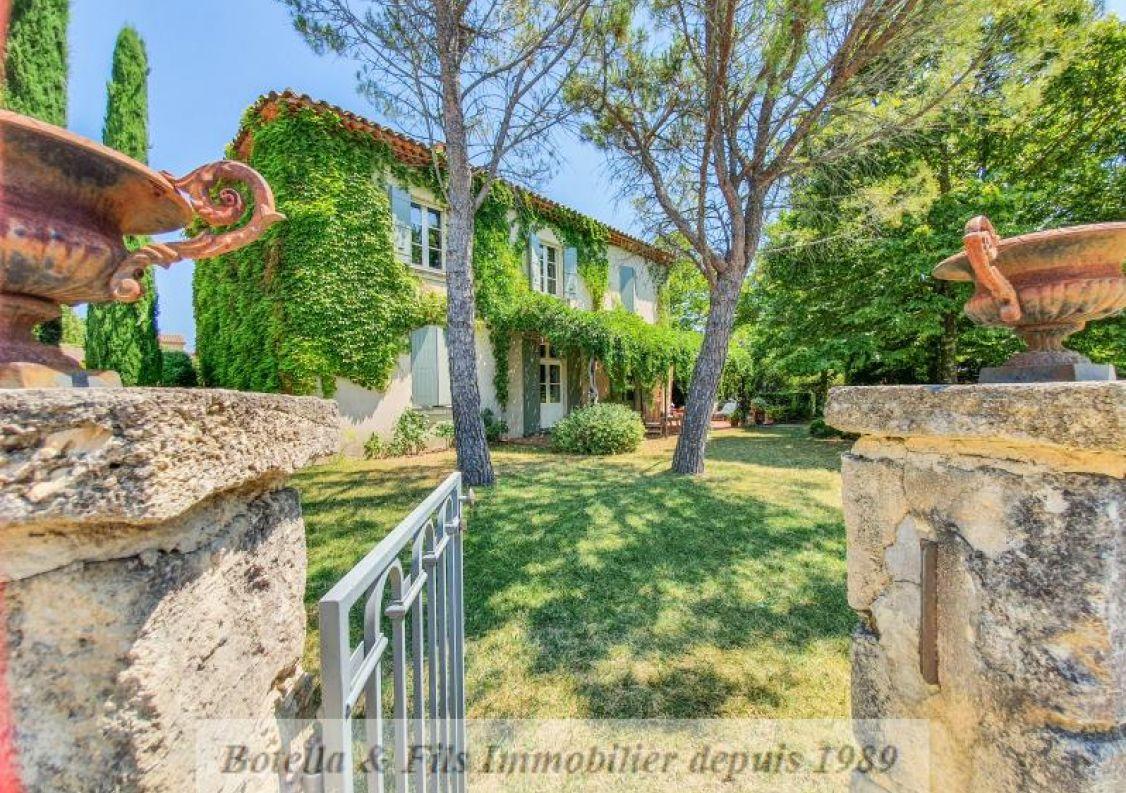A vendre Mas Uzes   Réf 3014718462 - Botella et fils immobilier prestige
