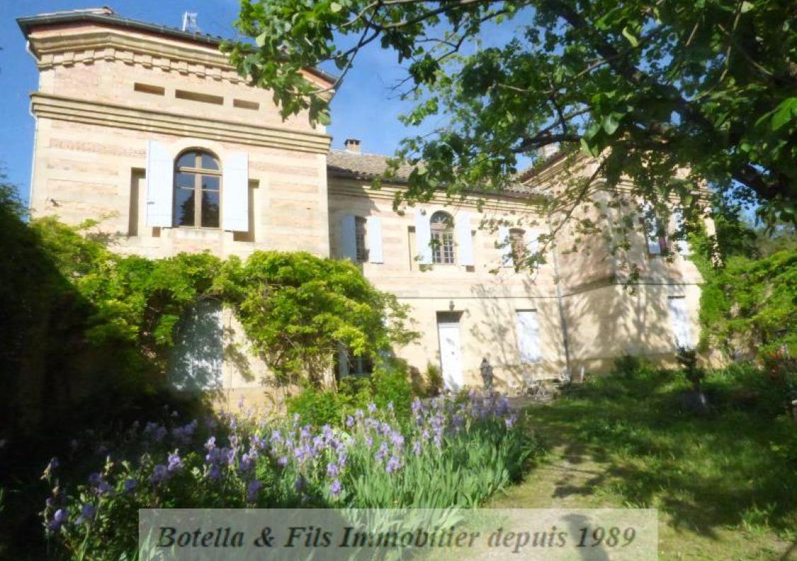 A vendre Château Uzes | Réf 3014718499 - Botella et fils immobilier prestige