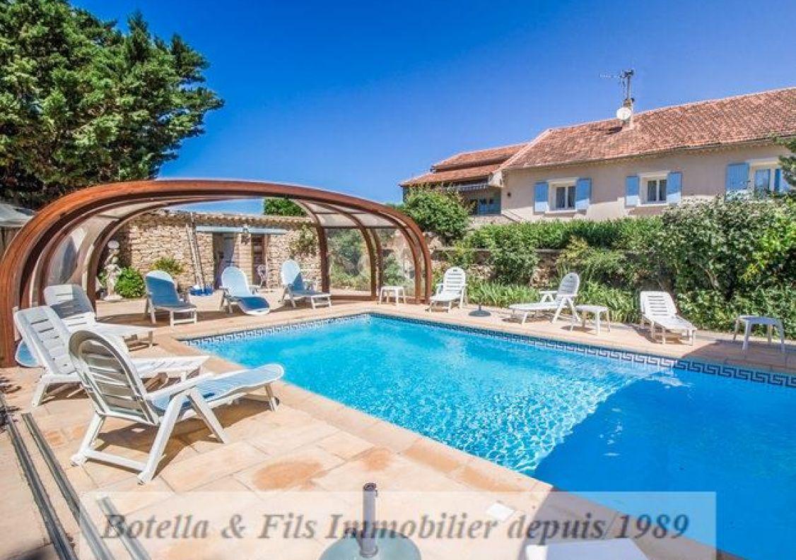 A vendre Mas Saint Alexandre | Réf 3014718534 - Botella et fils immobilier prestige