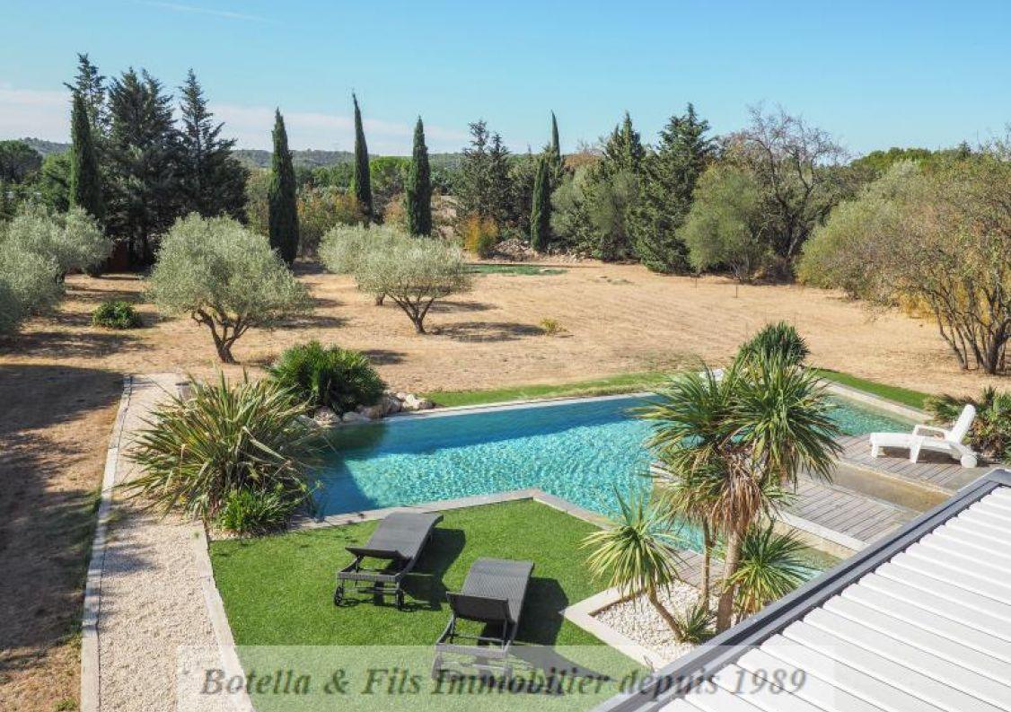 A vendre Maison contemporaine Uzes | Réf 3014718680 - Botella et fils immobilier prestige