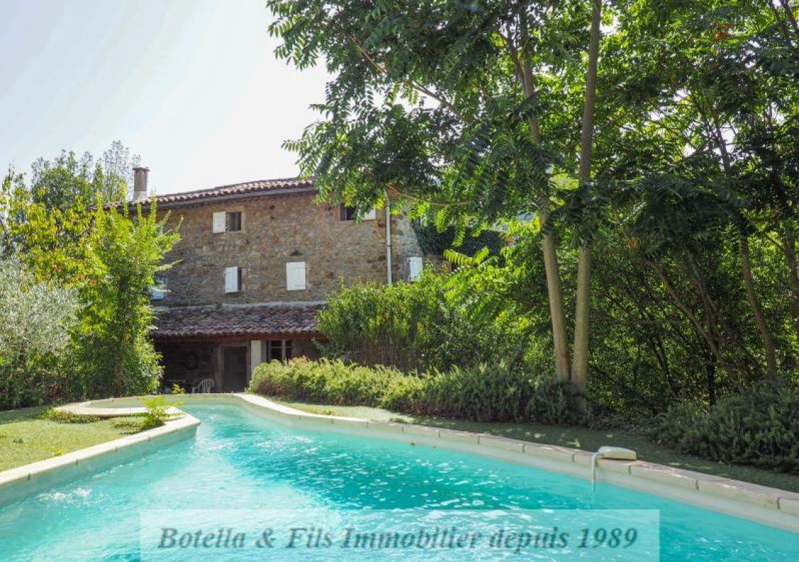 A vendre Barjac 3014718703 Botella et fils immobilier prestige